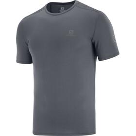 Salomon XA Trail SS T-shirt Herrer, grå